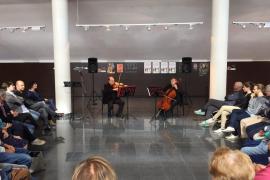 La Orquestra Simfònica presenta la nueva temporada en el auditorio de Manacor