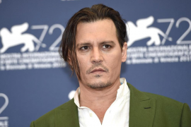 Johnny Depp liderará la secuela de 'Animales fantásticos y dónde encontrarlos'