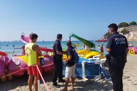 Treinta y cuatro personas murieron ahogadas en Balears de enero a octubre