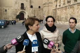 Marga Durán denuncia ante la Policía un supuesto tuit ofensivo de Aligi Molina