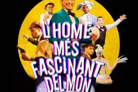 Marino e Marini llevan 'L'home més fascinant del món' al Auditórium de Palma