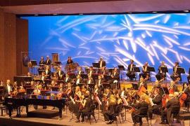 Francisco García Fullana toca junto a la Simfònica en el Auditòrium
