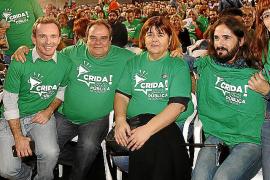El pacto presupuestario con el Govern divide a Podemos