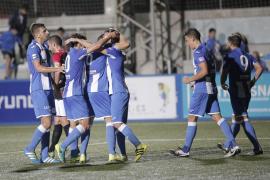El Atlètic Balears supera a l'Hospitalet con su versión más práctica