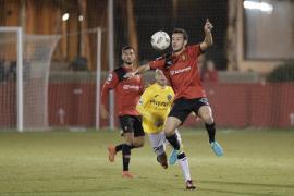 El Mallorca B empata sin goles ante el Lleida