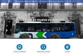 EMT moderniza su web priorizando la información para el usuario