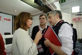 Armengol pide un congreso en el PSOE «lo más rápido posible»