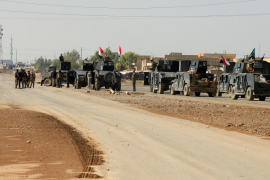 Cincuenta bajas yihadistas en combates al sur y oeste de Mosul