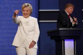 Trump recorta distancias frente a Clinton a cinco días de los comicios