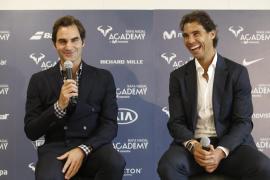 Federer: «Tengo la esperanza que Rafa Nadal y yo volvamos más fuertes»