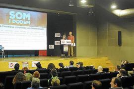 Guerra abierta entre las candidaturas que aspiran a liderar Podemos Palma