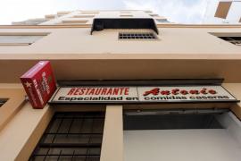Cierra el restaurante Antonio tras 50 años sirviendo menús