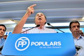 Los cuatro generales del PP no se atreven a ponerle el cencerro a José María Rodríguez