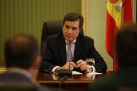 Matas declara en la comisión de investigación sobre las autopistas de Ibiza