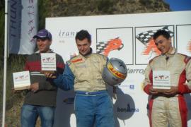 Juanjo Moll cierra el curso logrando el título catalán de Car Cross