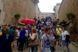 El turismo extranjero gastó 1.823 millones en septiembre en Balears