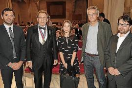 María del Pilar Roca, nueva académica de la Reial Acadèmia de Medicina