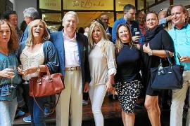 Inauguración del restaurante Sa Ronda en Palma