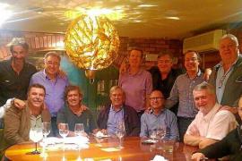 Reunión de antiguos alumnos de Sant Francesc de la generación de 1960