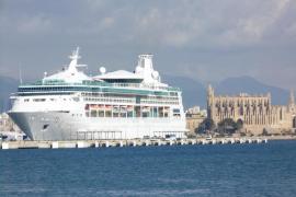 Balears registró 1,4 millones de cruceristas hasta septiembre
