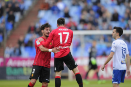 El Mallorca confía en el factor campo para hacer frente a un renacido Zaragoza