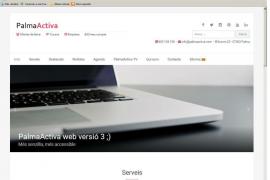 PalmaActiva lanza su nueva web para los ciudadanos