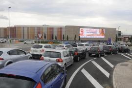 Afedeco quiere pedir responsabilidades por los colapsos viarios de Fan Mallorca
