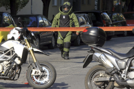 Uno de los paquetes bomba interceptados en Grecia iba dirigido a Sarkozy