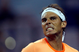 Nadal, «dispuesto a morir» para recuperar la forma y volver a ganar títulos