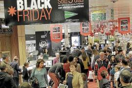 El comercio mallorquín ya se prepara para otro Black Friday