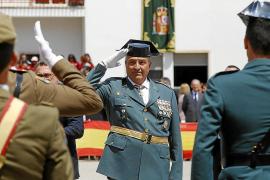 Clamor en la Guardia Civil: «Si tocan al coronel, aquí arde Troya»