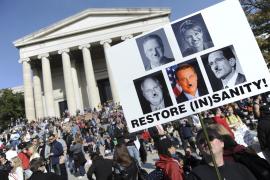 Los republicanos se preparan para la victoria en las legislativas de EEUU
