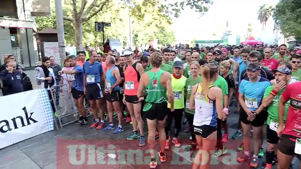 Más de 1.500 personas participan en la II Carrera contra el cáncer
