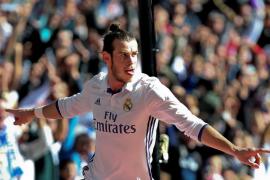 Bale da la victoria a un irregular Madrid