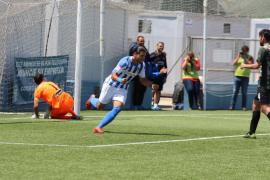 Rubén Jurado da la victoria al Atlètic Balears