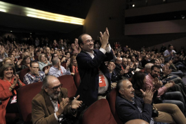 Iceta apela a la unidad con el PSOE tras pactar la ejecutiva del PSC