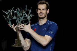 Murray sufre para lucir su número uno en París