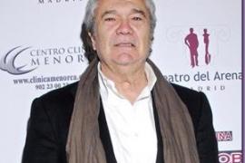 Paco Marsó, hospitalizado por un derrame cerebral