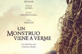 La película «Un monstruo viene a verme» recauda más de 23 millones de euros