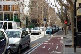 El PP reprocha la «política de imposición» de los carriles bici en Palma