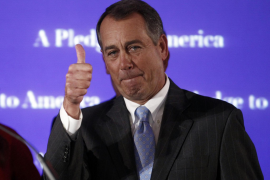 Los Republicanos arrebatan el control de la Cámara baja de los Estados Unidos a los demócratas