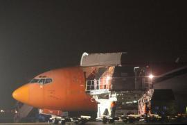 Alarma en aeropuerto de Bolonia por paquete incendiario a bordo de un avión