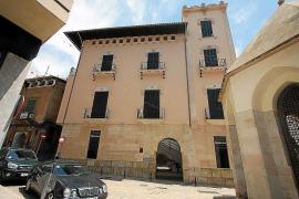 El Consell busca adquirir el edificio de la Fundació Sa Nostra por permuta
