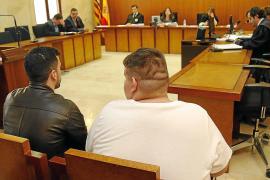 Condenados a once años de prisión por apuñalar a dos hombres en s'Arenal