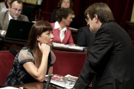 Armengol: «No veo razones  para que el PP rechace los  presupuestos del Consell»