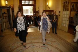 Huertas «irá a los tribunales» para defenderse del expediente abierto por Podemos
