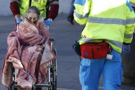 Un fallecido tras un incendio en una residencia de mayores de Madrid