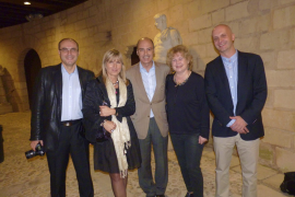El Castell de Bellver acoge un cóctel con motivo del congreso de cirugía plástica