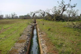 Persiste el déficit de agua, con las reservas hídricas de Balears al 44 por ciento