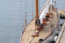 El «Hispania», velero de Alfonso XIII, saldrá a subasta el 15 de noviembre